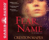 Fear Has a Name Unabridged Audiobook on CD