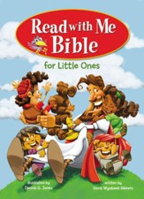 Read with Me Bible for Little Ones Boardbook
