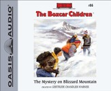 #86: The Mystery on Blizzard Mountain Unabridged Audiobook on CD