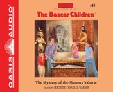 #88: The Mystery of the Mummy's Curse Unabridged Audiobook on CD