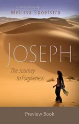 Joseph - Women's Bible Study Preview Book: The Journey to Forgiveness - eBook