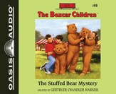 #90: The Stuffed Bear Mystery Unabridged Audiobook on CD