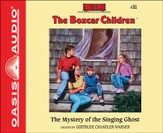 #31: The Mystery of the Singing Ghost Unabridged Audiobook on CD