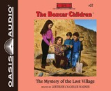 #37: The Mystery of the Lost Village Unabridged Audiobook on CD