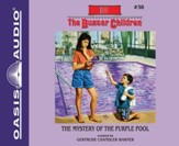 #38: The Mystery of the Purple Pool Unabridged Audiobook on CD