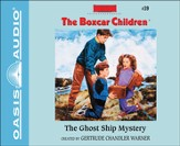 #39: The Ghost Ship Mystery Unabridged Audiobook on CD