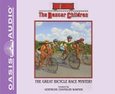The Great Bicycle Race Mystery Unabridged Audiobook on CD