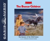 The Mystery of the Wild Ponies Unabridged Audiobook on CD