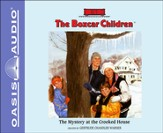 The Mystery at the Crooked House Unabridged Audiobook on CD