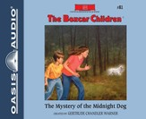 The Mystery of the Midnight Dog Unabridged Audiobook on CD