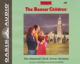 #84: The Haunted Clock Tower Mystery Unabridged Audiobook on CD