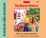 #94: The Ice Cream Mystery Unabridged Audiobook on CD