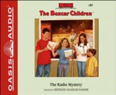 #97: The Radio Mystery Unabridged Audiobook on CD