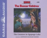 #108: The Creature in Ogopogo Lake: unabridged audiobook on CD
