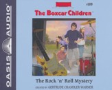 #109: The Rock N' Roll Mystery - unabridged audiobook on CD