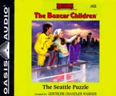 #111: The Seattle Puzzle - unabridged audiobook on CD