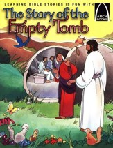 The Story of the Empty Tomb: John 20 for Children Easter Arch Books - Slightly Imperfect