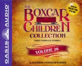 The Boxcar Children Collection Volume 26 Unabridged Audiobook on CD