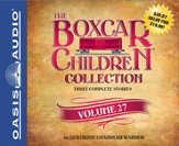 The Boxcar Children Collection Volume 27 Unabridged Audiobook on CD