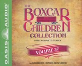 #37: Boxcar Children Collection - unabridged audiobook on CD