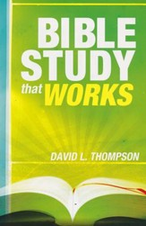 Bible Study That Works