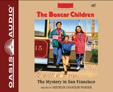 The Mystery in San Francisco - unabridged audiobook on CD Unabridged