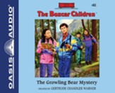 The Growling Bear Mystery - unabridged audiobook on CD