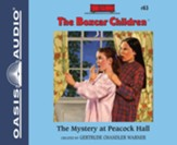 The Mystery at Peacock Hall - unabridged audiobook on CD
