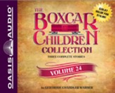 #: The Boxcar Children Collection Volume 24 - unabridged audio book on CD
