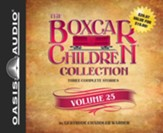 The Boxcar Children Collection Volume 25 - unabridged audio book on CD