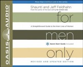 For Men Only, Revised and Updated Edition: A Straightforward Guide to the Inner Lives of Women Unabridged Audiobook on CD