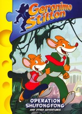 Geronimo Stilton: Operation Shufongfog and Other Adventures, DVD