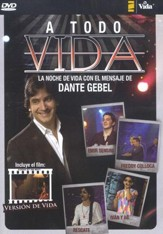 A Todo Vida  (To All of Life), DVD