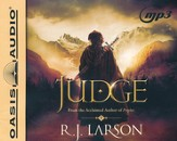 #2: Judge Unabridged Audiobook on MP3-CD