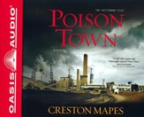 Poison Town - unabridged audiobook on CD