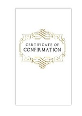 Abingdon Select Collection Certificate - Confirmation