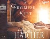 A Promise Kept - unabridged audiobook on MP3-CD