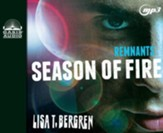 #2: Season of Fire - unabridged audiobook on MP3-CD