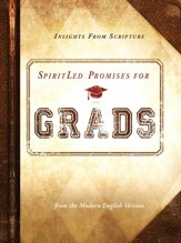 SpiritLed Promises for Grads: Insights from Scripture from the Modern English Version - eBook