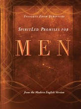 SpiritLed Promises for Men: Insights from Scripture from the Modern English Version - eBook