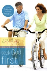 Seek God First, Bible Study & Scripture Memory CD  - Slightly Imperfect