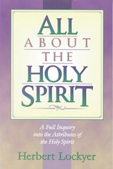 All about the Holy Spirit - eBook