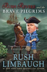 Rush Revere and the Brave Pilgrims  - Slightly Imperfect