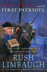 Rush Revere and the First Patriots  - Slightly Imperfect