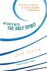 40 Days with the Holy Spirit - eBook