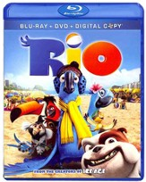 Rio, Blu-ray/Digital Copy/DVD Combo