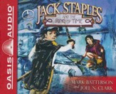 Jack Staples and the Ring of Time - unabridged audiobook on CD