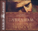 Abraham: One Nomad's Amazing Journey of Faith - unabridged audiobook on CD