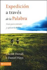 Expedición a Través de la Palabra  (Journey into God's Word)