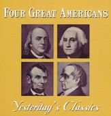 Four Great Americans MP3 Audio CD